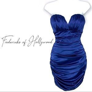 50% OFF Fredericks of Hollywood Strapless Dress